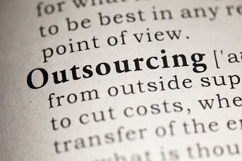 outsourcing large